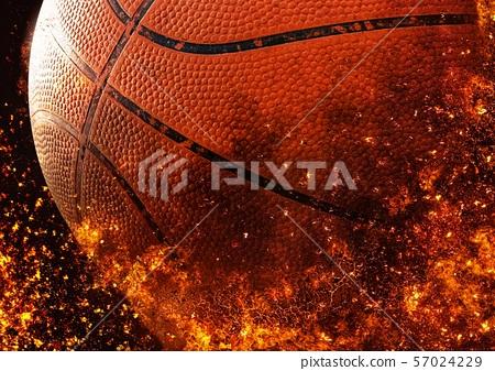 籃球特寫鏡頭 57024229