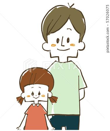부모 - 아버지와 딸 57026075