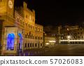 Siena night view, Tuscany, Italy 57026083