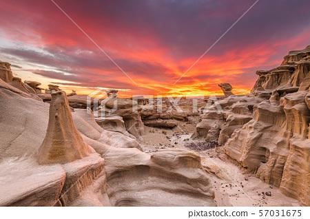 Bisti/De-Na-Zin Wilderness, New Mexico, USA 57031675
