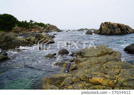 Sanriku Reconstruction National Park Species Coast 57034912