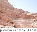 페트라 유적 로마 원형 극장 (요르단) 57043738