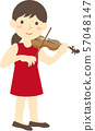 Violinist 57048147