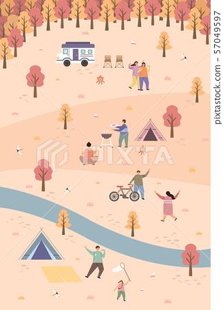 令人興奮的秋季旅行插圖2 57049597