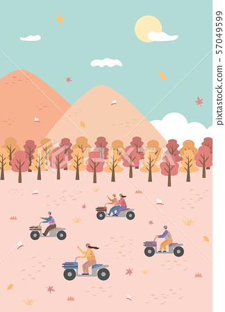 令人興奮的秋季旅行插圖10 57049599