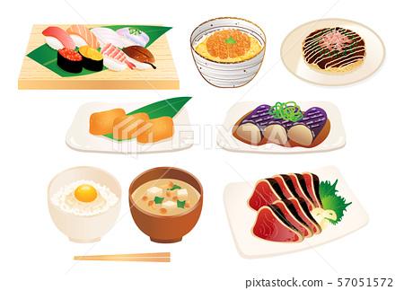 日本料理 57051572