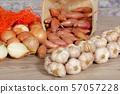 Garlic, onions and shallots 57057228