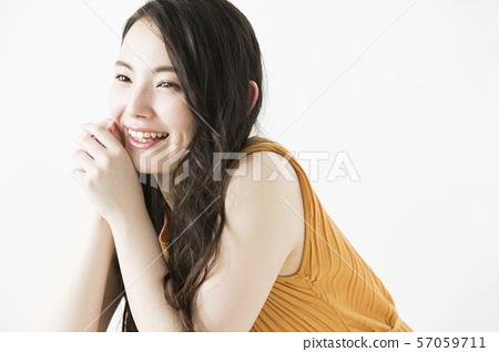 秀麗秀麗圖像女性少婦 57059711