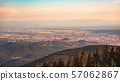 View from Shockl mountain in Graz. Tourist spot in 57062867