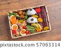 피크닉 도시락 Picnic lunch (outdoor bento) 57063314
