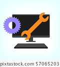 Security Maintenance Icon 57065203