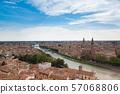 มรดกโลกทางวัฒนธรรมเวโรนา cityscape อิตาลี 57068806