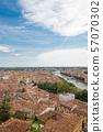 มรดกโลกทางวัฒนธรรมเวโรนา cityscape อิตาลี 57070302