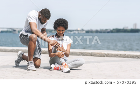 Girl black guy and White Girlfriend