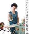 Iron housewife 57077481
