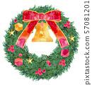 크리스마스리스 57081201