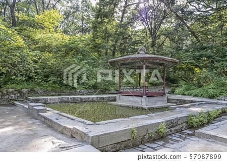 청의정,창덕궁후원,비원,창덕궁,종로구,서울,한국 57087899