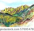 Mt. Nagata from Mt. Miyanoura [Yakushima] 57095478