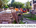 Warehouse of a construction site 57126626