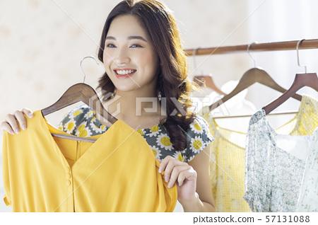 Women Apparel Shopping 57131088
