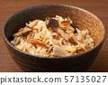 mushroom rice 57135027