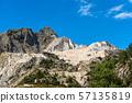 White Carrara marble quarry - Apuan Alps Tuscany Italy 57135819