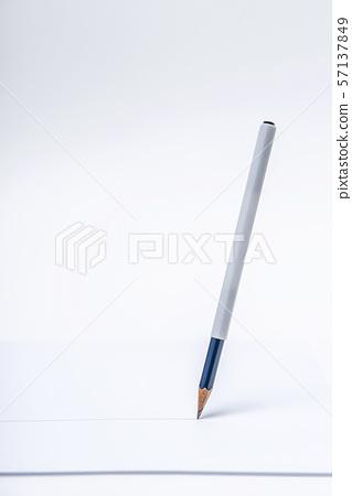 몽땅연필,흰종이 57137849