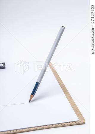 몽땅연필,흰종이 57137853