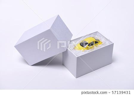 모형자동차,상자,선물 57139431