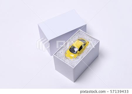 모형자동차,상자,선물 57139433