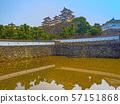 Himeji Castle illustration finish 57151868
