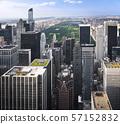 New York City skyline 57152832
