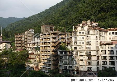 폐허가 된 호텔 그룹 (도치 기 누가와 온천) 57153263