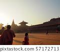 네팔 박타푸르 이른 아침 더르 바르 광장 / Durbar Square, Bhaktapur 57172713