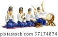 Geihoku Kagura(Rakujin) 57174874