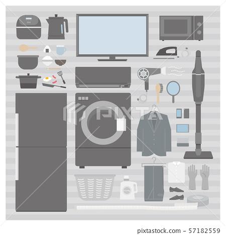 一次性家用電器套裝(單調)1 57182559