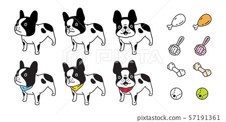 Cartoon Charakter Boston Terrier Hund Und Zwinger Mit Sprechblase Stock  Vektor Art und mehr Bilder von Abstrakt - iStock