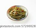 Stir-fried shredded peppers 57200028