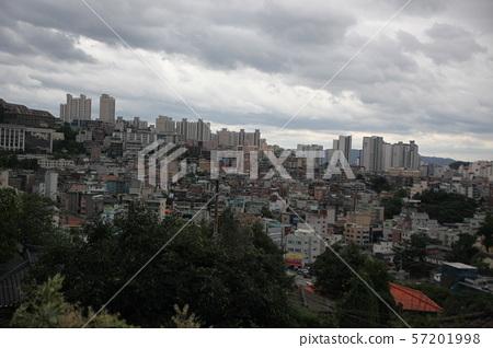 성북구,정릉동,골목길 57201998