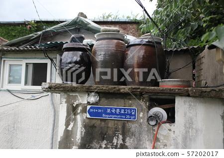 성북구,정릉동,골목길 57202017