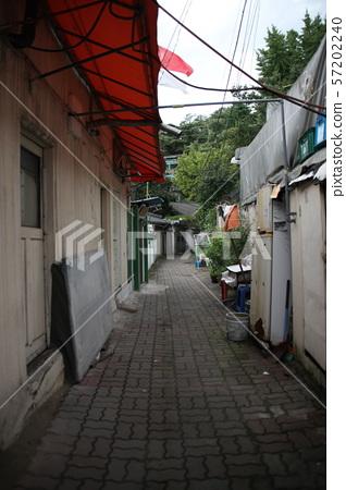 성북구,정릉동,골목길,골목 57202240