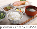 Japanese breakfast 57204554