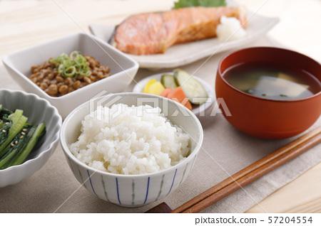日式早餐 57204554