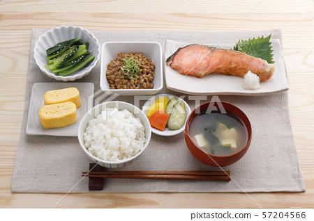 日式早餐 57204566