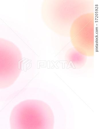 핑크 체리 블러 텍스처 57205928