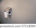 Toilet paper box detail art 57218084