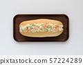 감자 샐러드 샌드 57224289