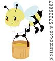 蜜蜂 57229887