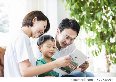家庭閱讀圖畫書 57236391