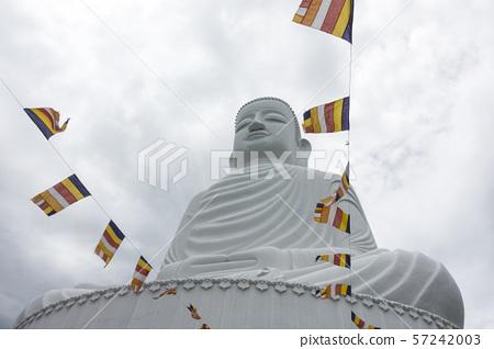 거대부처님,린응사,바나힐,불교기,다낭,베트남 57242003